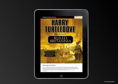 Author Novel Mobile App